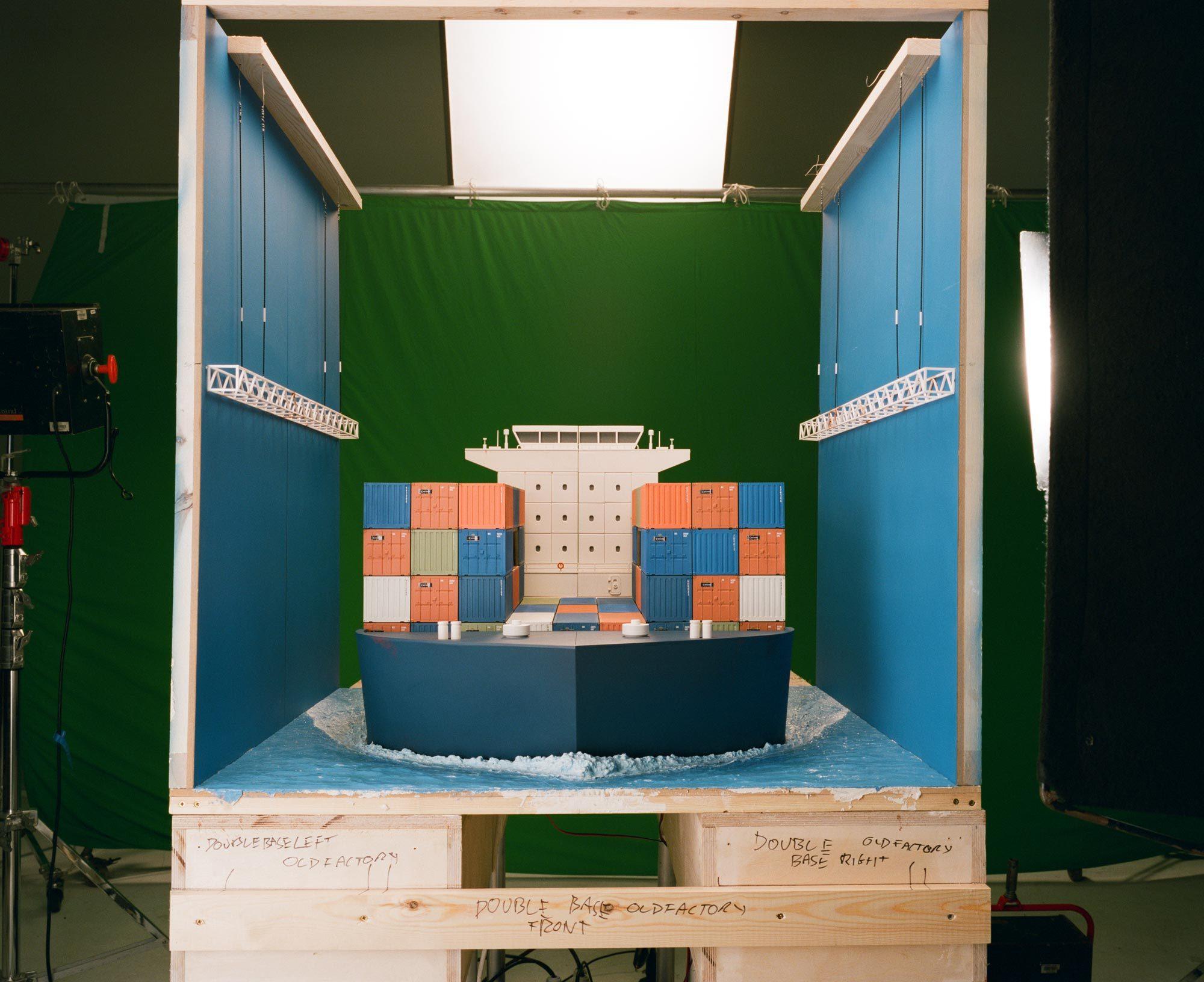 Nicolas Menard Corona International Exports Set