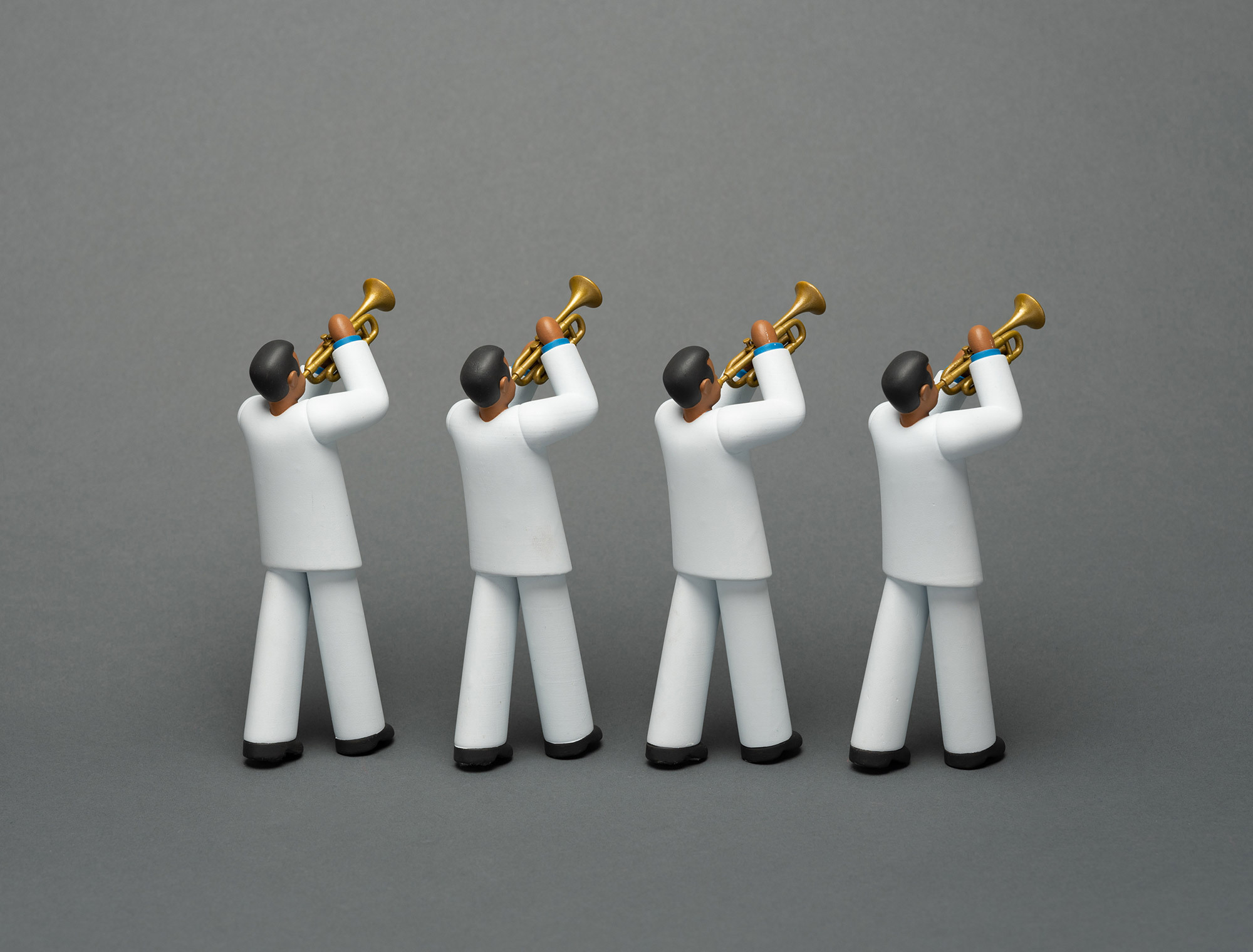 Nicolas Menard Home Corona Jazz Men