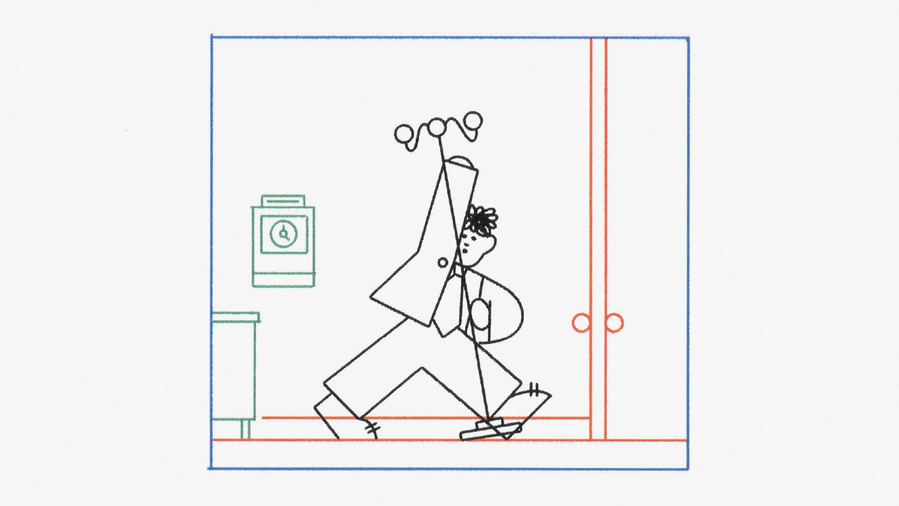 Nicolas Menard Project Nine Squares Making Of 001