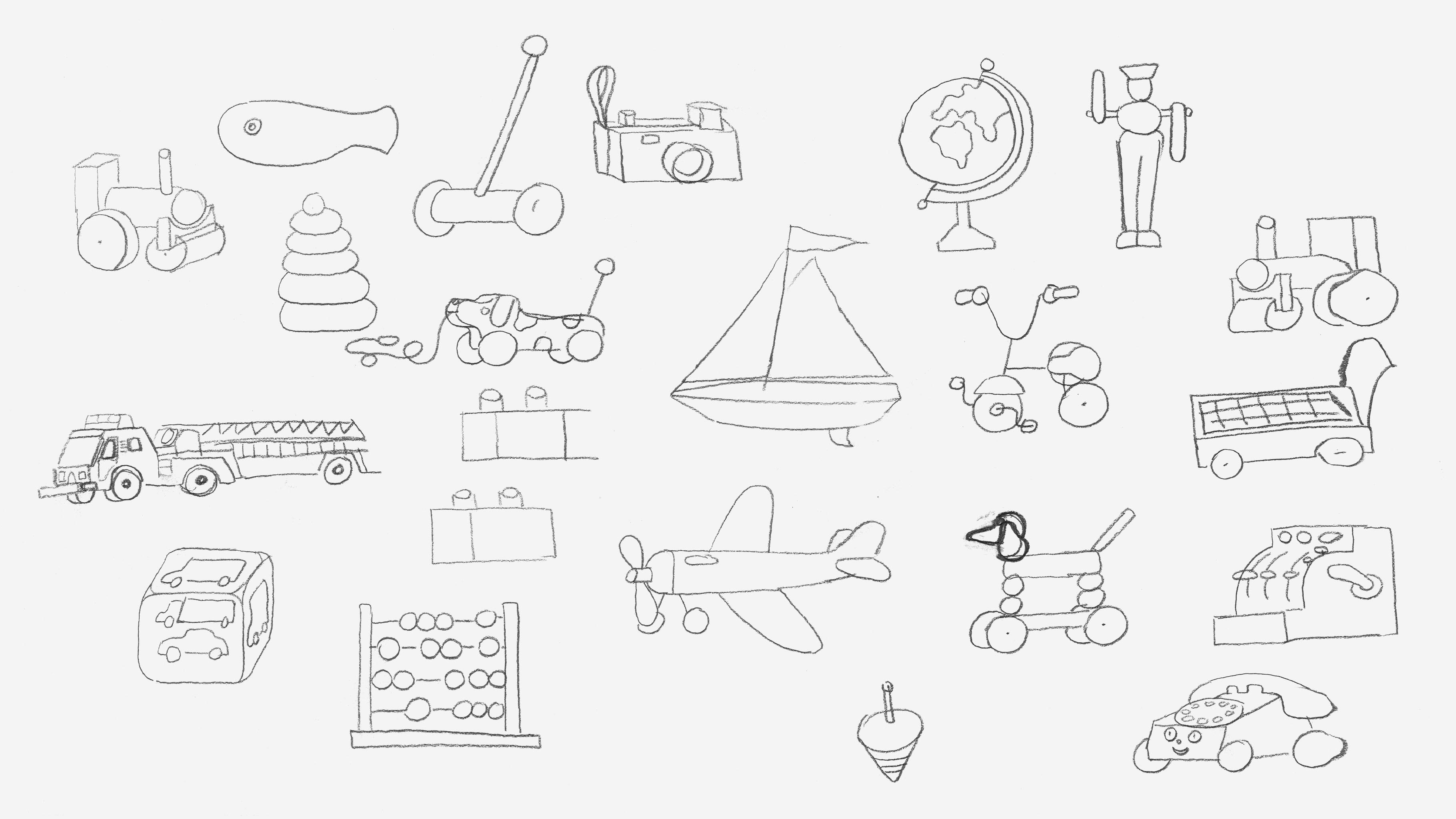 Facebook Groups James Graham Sketches Storyboards 03