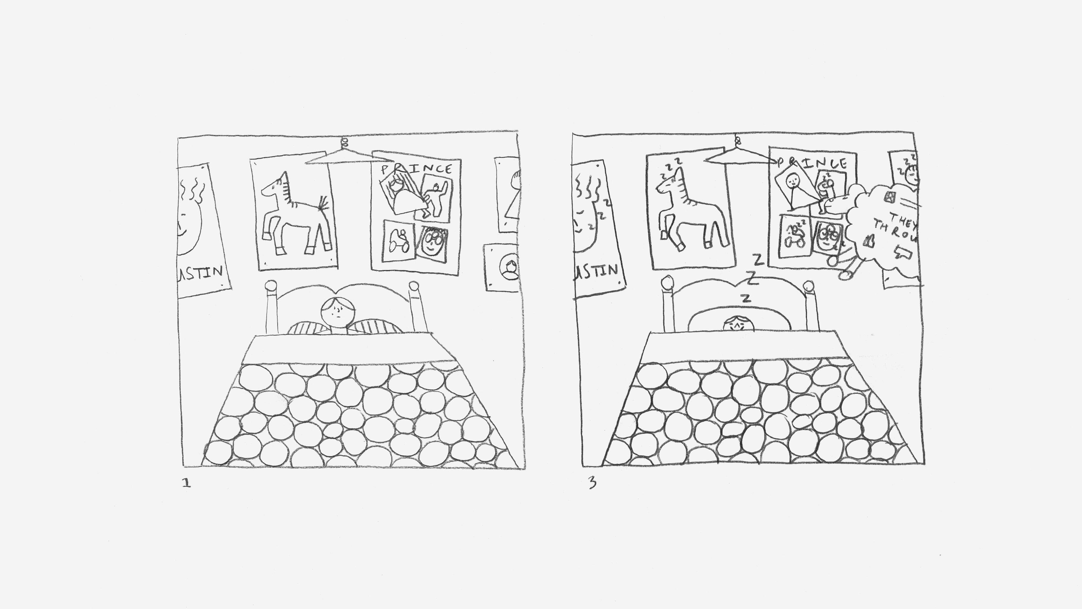 Facebook Groups James Graham Sketches Storyboards 04