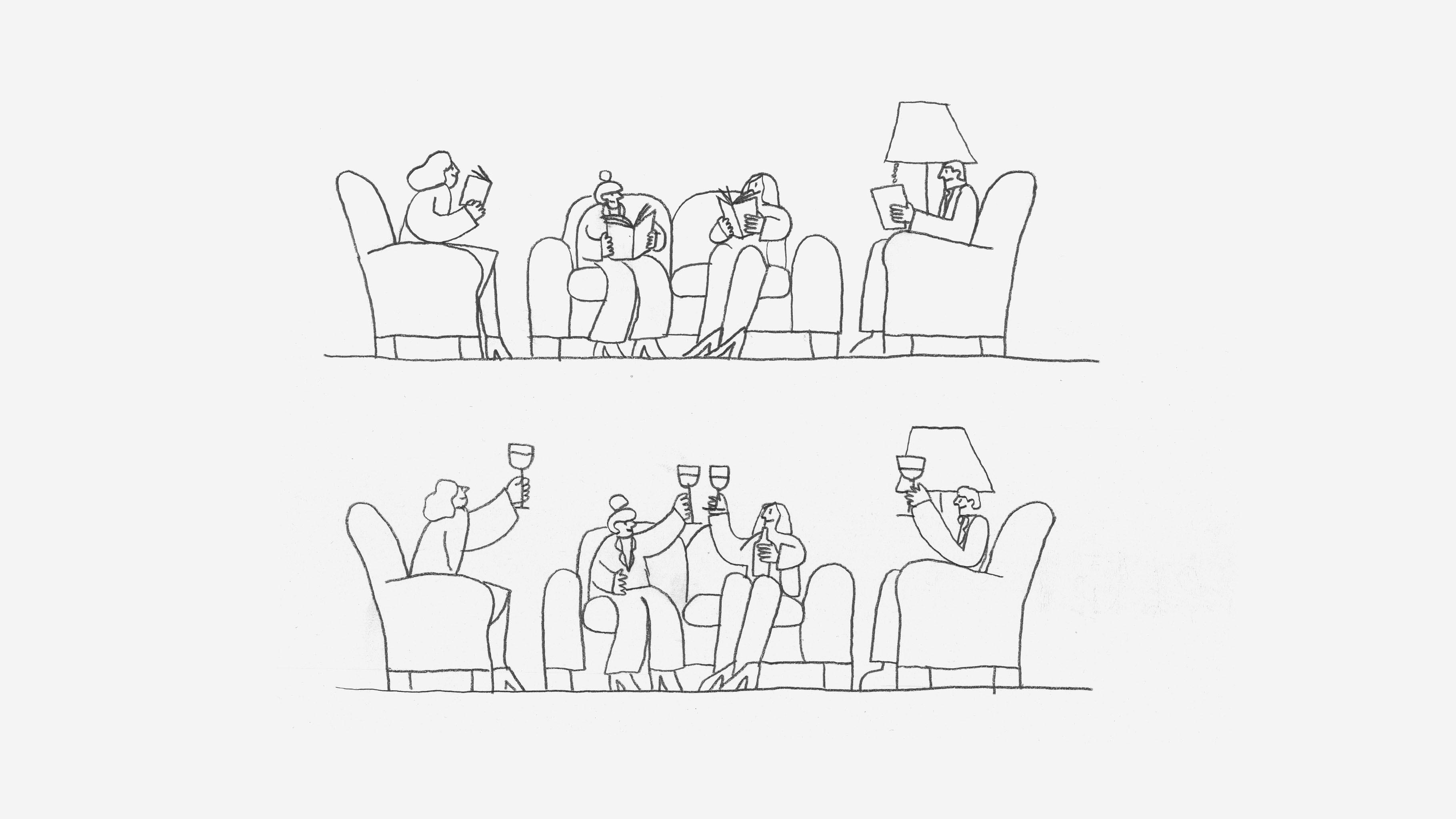 Facebook Groups James Graham Sketches Storyboards 05