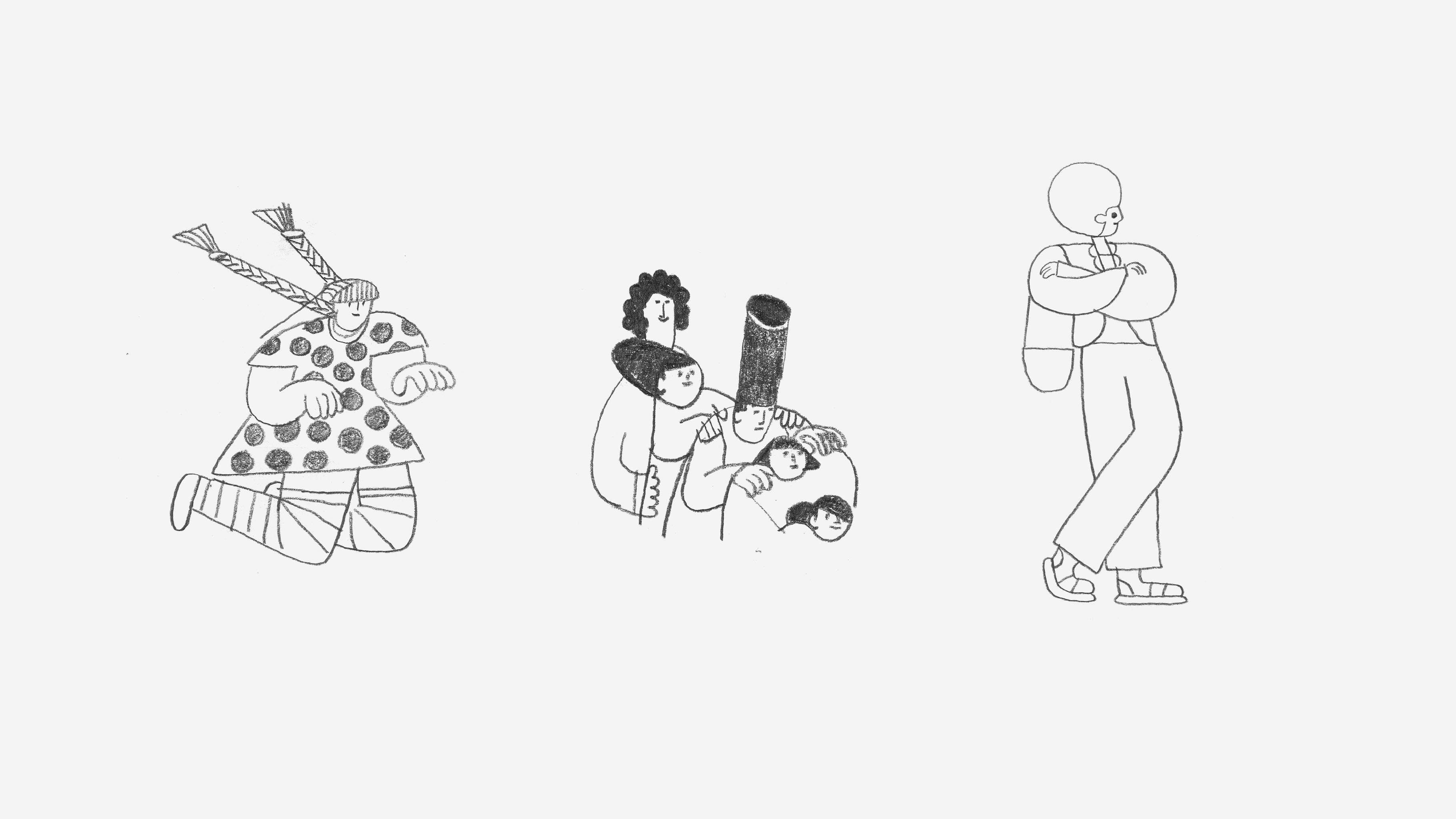 Facebook Groups James Graham Sketches Storyboards 06